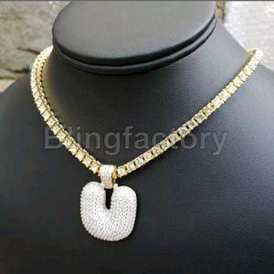 Other - MEN'S LAB DIAMONDS NECKLACE